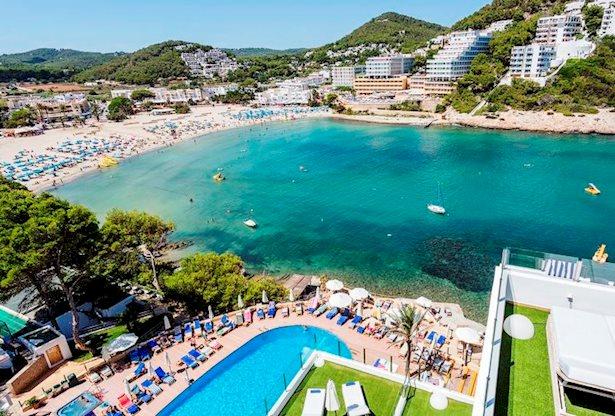 Korting vakantie Ibiza 🏝️Palladium Cala Llonga