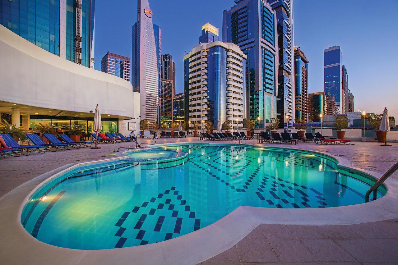 Goedkope zonvakantie Dubai 🏝️Towers Rotana