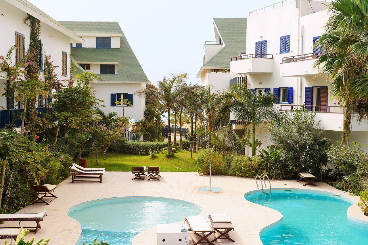 TIP vakantie Ilha Do Sal 🏝️Leme Bedje Residence