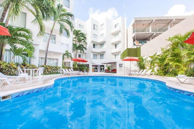 Ramada Cancun City, 8 dagen