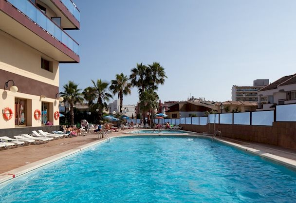 h top calella palace en spa