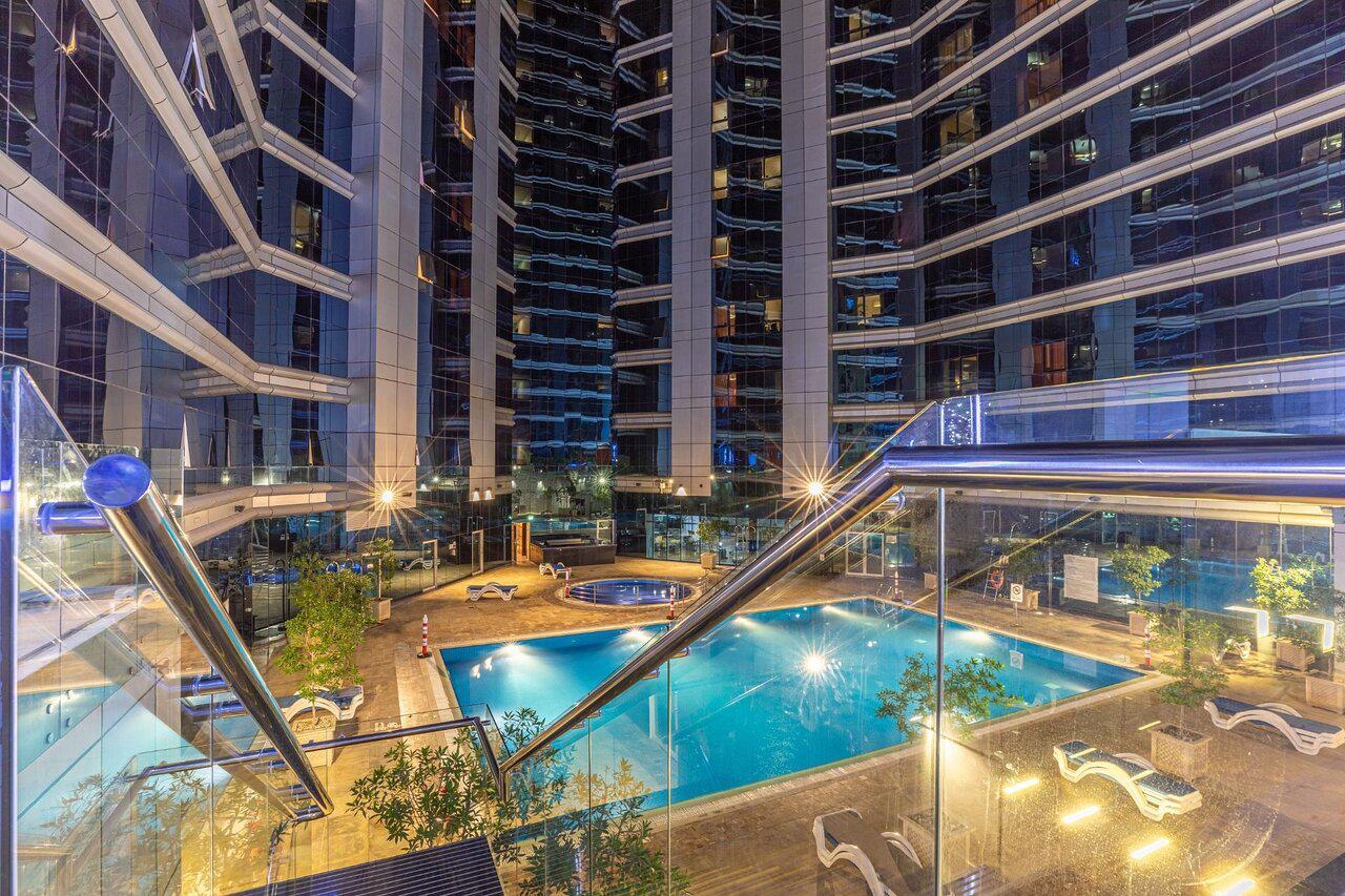 Goedkope zonvakantie Dubai 🏝️Ghaya Grand