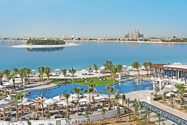 Super zonvakantie Dubai 🏝️Waldorf Astoria the Palm