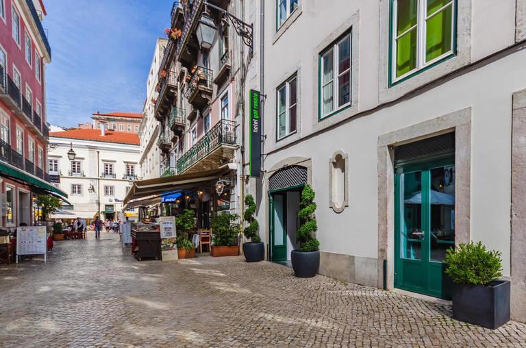 Korting autovakantie Lissabon 🚗️Gat Rossio
