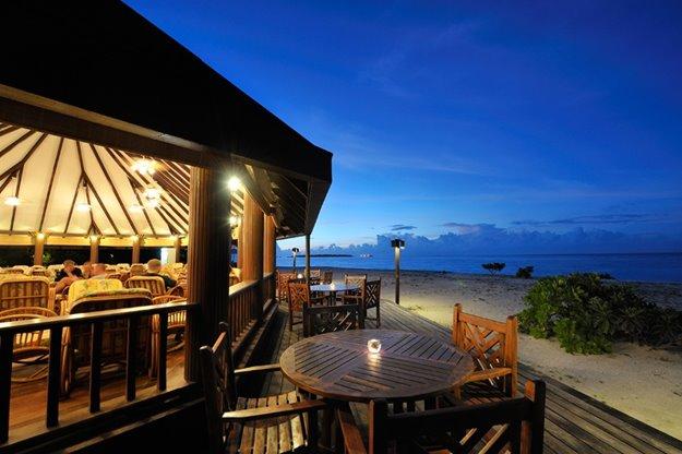 8 daagse vliegvakantie naar Holiday Island Resort in holiday island, malediven