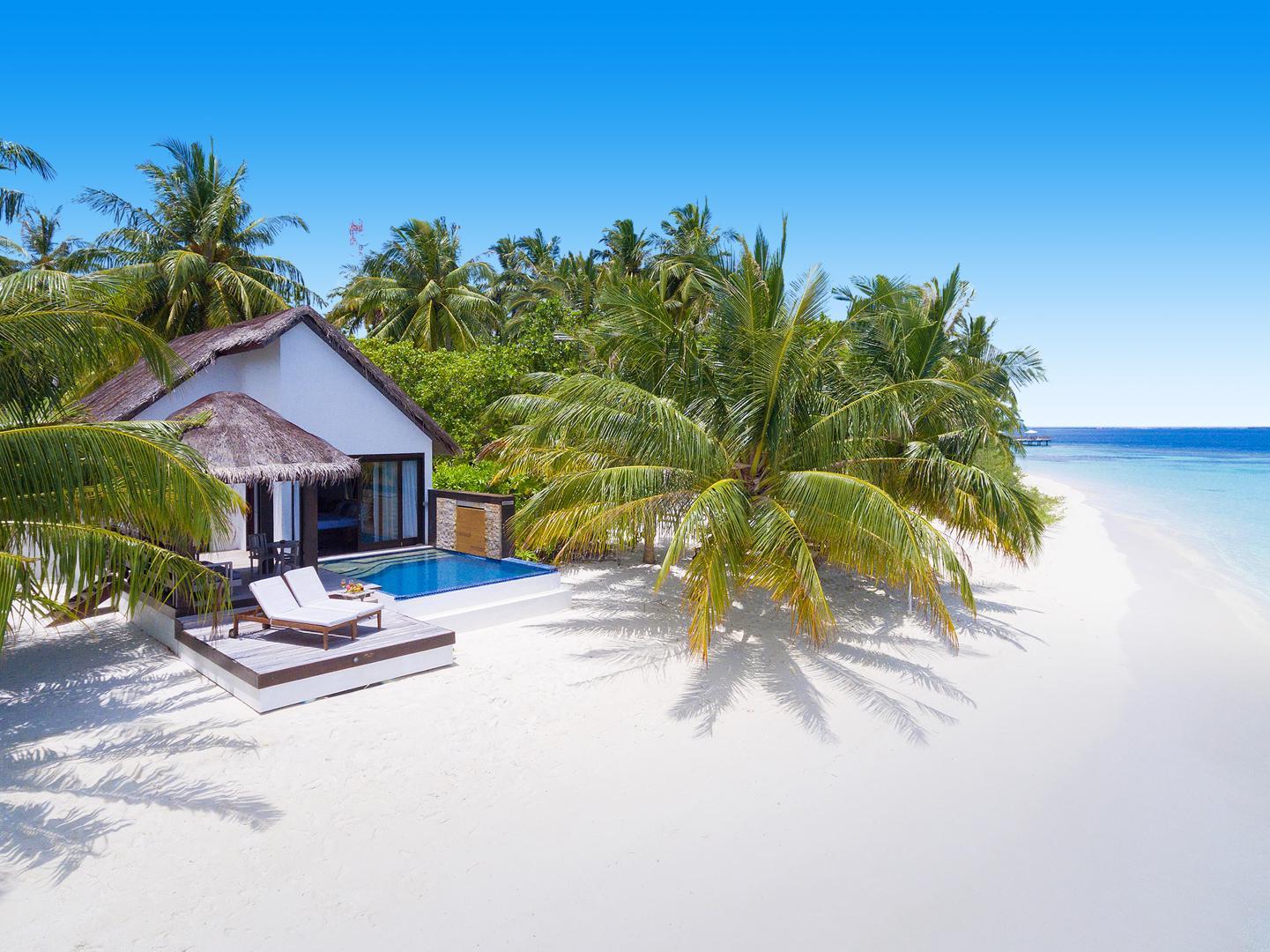 Korting vakantie Noord Male Atol 🏝️Bandos Island Resort