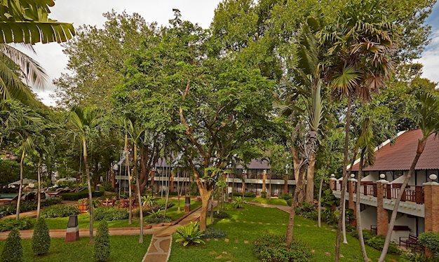 8 daagse vliegvakantie naar Woodlands Resort in pattaya, thailand