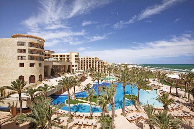 Korting zonvakantie Golf Van Hammamet 🏝️Movenpick Resort en Marine Spa Sousse