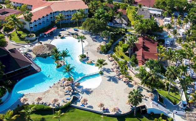 lifestyle tropical beach en spa