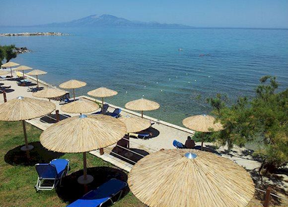 8 daagse vliegvakantie naar Tsamis Zante and Spa in tsilivi, griekenland