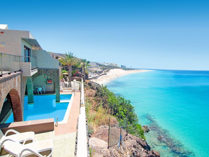 Goedkope zonvakantie Fuerteventura 🏝️Atalaya de Jandia