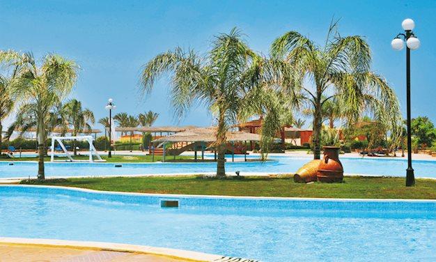 8 daagse vliegvakantie naar Malikia Resort in abu dabbab, egypte