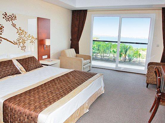 8 daagse vliegvakantie naar Venosa Beach Resort in didim, turkije