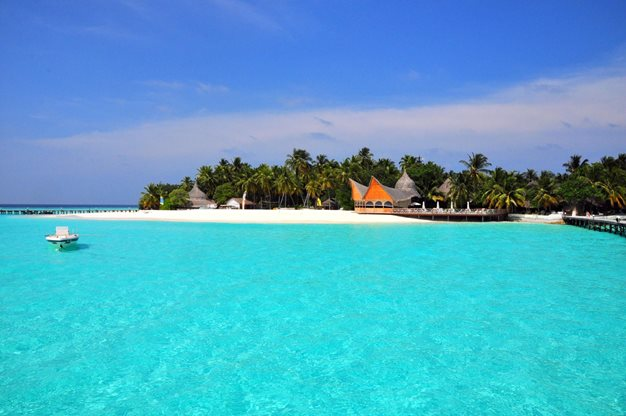 Thulhagiri Island Resort afbeelding