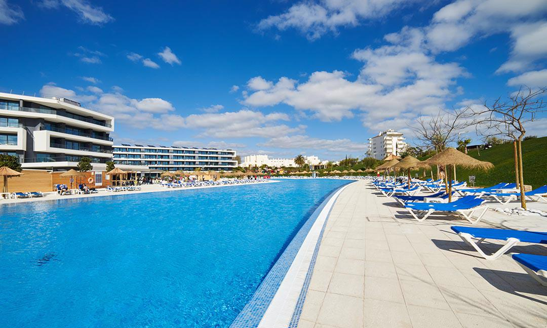 alvor baia resort