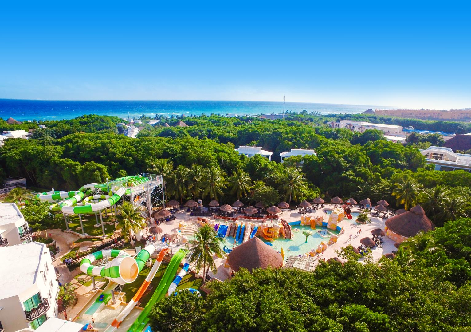 8 daagse vliegvakantie naar Sandos Caracol Eco Resort in playa del carmen, mexico