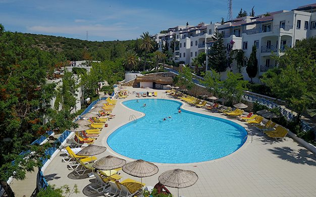 Vakantie in Bodrum Holiday Resort