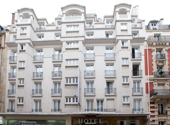 8 daagse vliegvakantie naar Ambassadeur in parijs, frankrijk