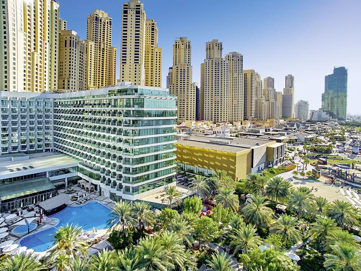 Goedkope vakantie Dubai 🏝️Hilton Dubai Jumeirah Beach