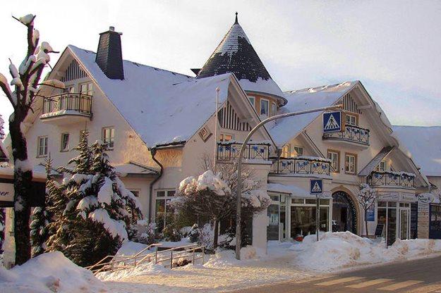8 daagse wintersport vakantie naar Gobels Am Park in willingen, duitsland