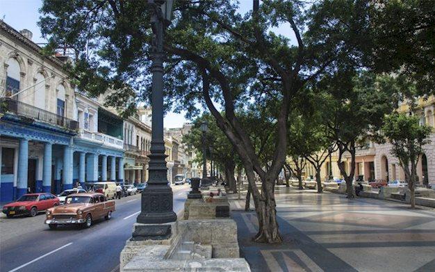 8 daagse vliegvakantie naar Plaza in havana, cuba