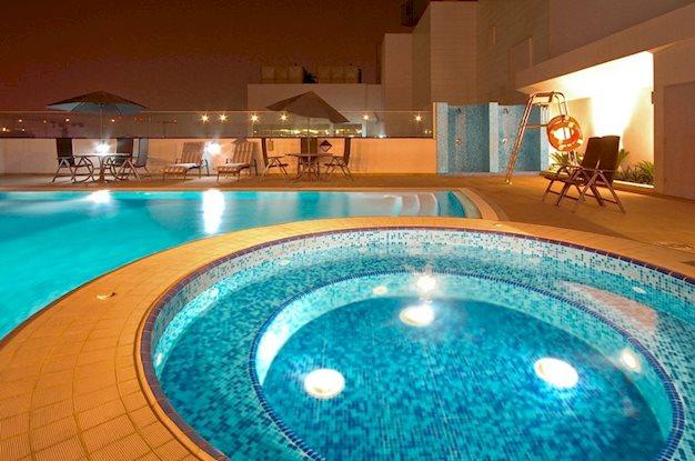 Goedkoop op zonvakantie Dubai 🏝️Ramada Chelsea Al Barsha