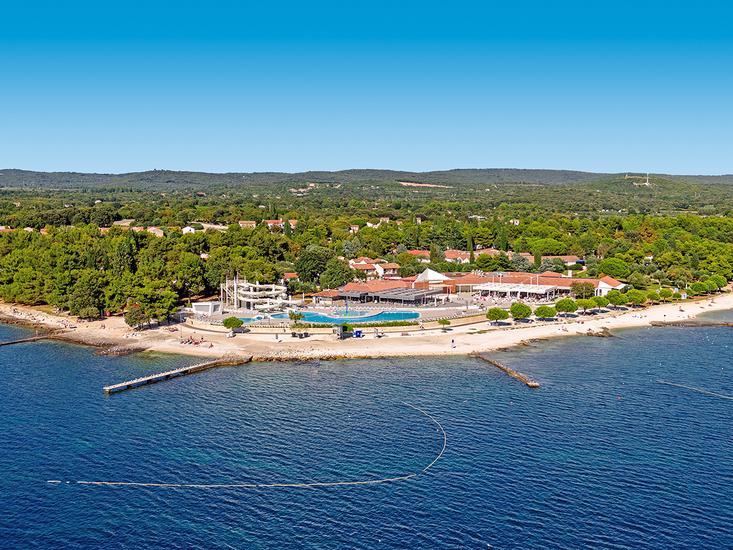 Goedkope autovakantie Istrie 🚗️Villas Rubin Resort