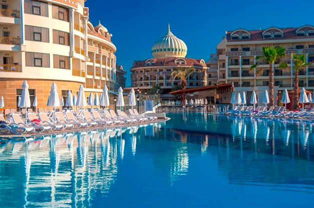 kirman belazur resort en spa