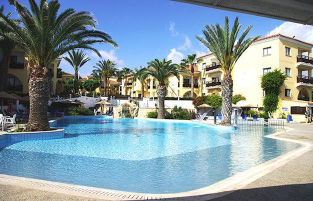 Goedkope vakantie Larnaca 🏝️Malama Beach Holiday Village
