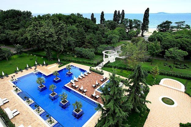 Vakantie in Grand en Spa Primoretz
