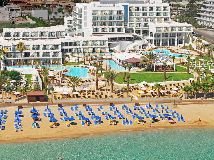 Goedkoop op zonvakantie Larnaca 🏝️Sunrise Pearl en Spa