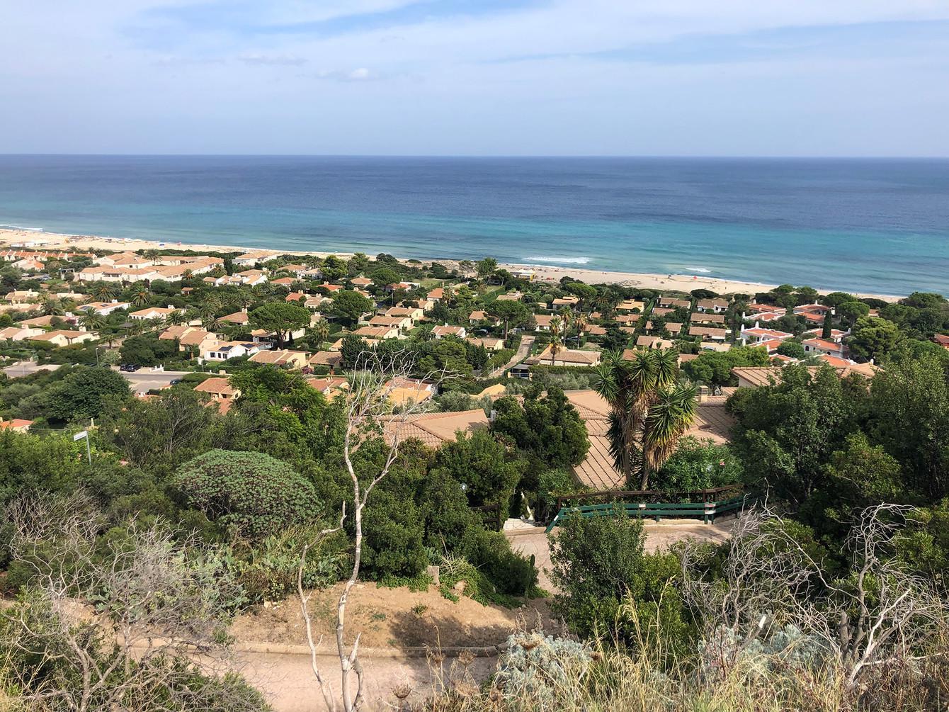 8 daagse vliegvakantie naar Costa Rei Reale Vacanze in costa rei, italie
