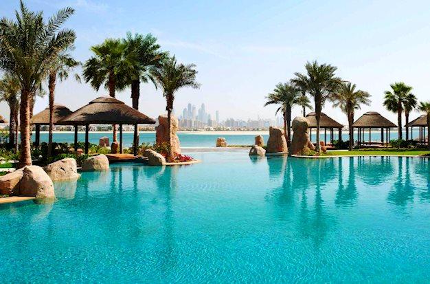 Last minute zonvakantie Dubai 🏝️Sofitel Dubai The Palm en Spa