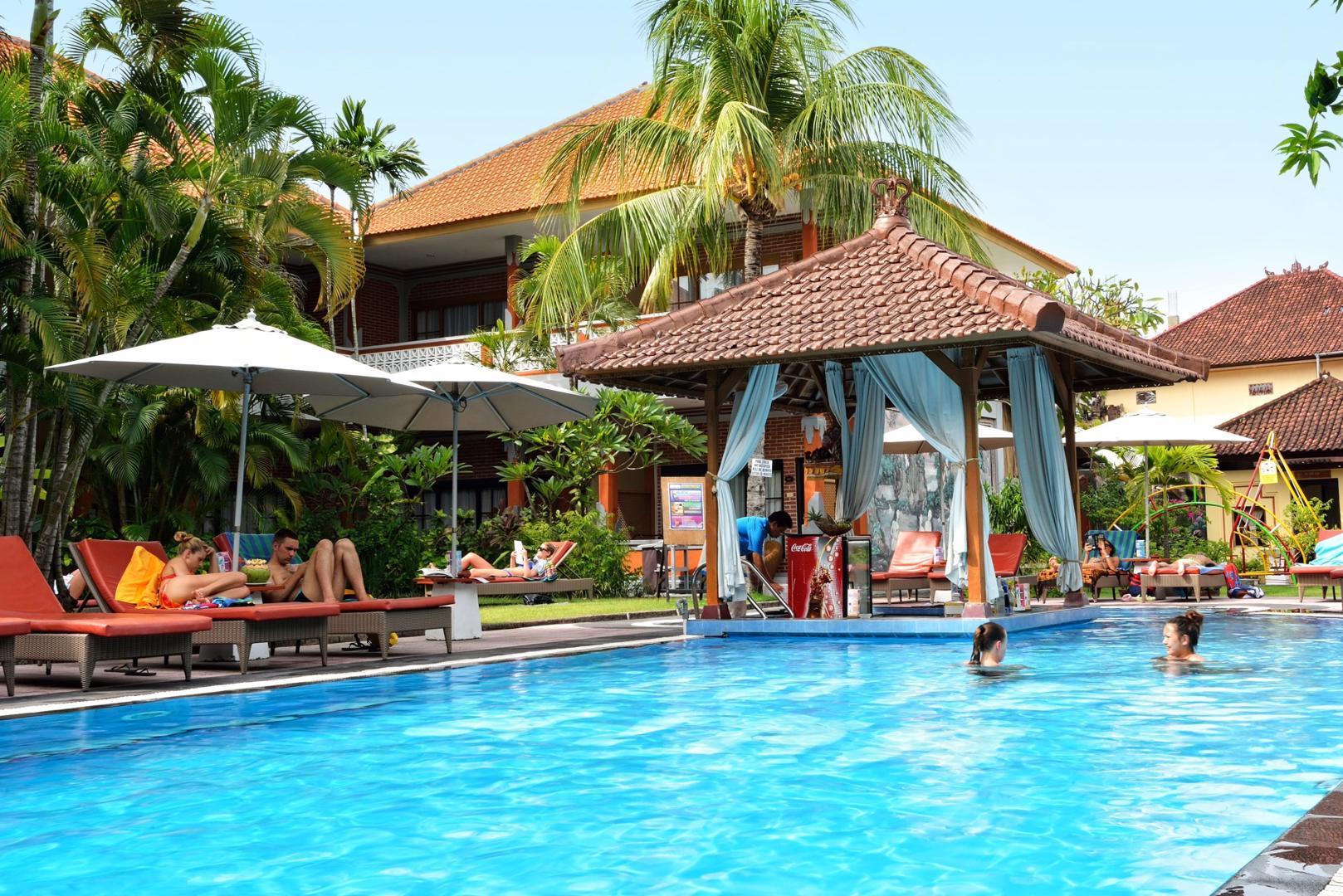 TIP zonvakantie Bali 🏝️Wina Holiday Villa