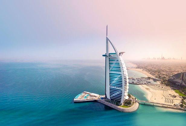 Top zonvakantie Dubai 🏝️Burj Al Arab