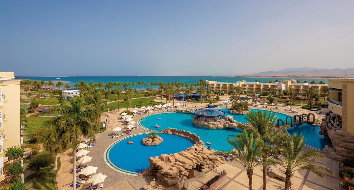 Super zonvakantie Rode Zee 🏝️SENTIDO Palm Royale