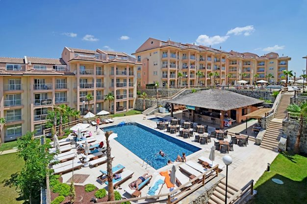 kusadasi golf en spa resort
