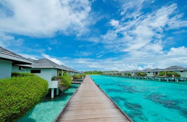 Last minute vakantie Zuid Ari Atol 🏝️Sun Island Resort