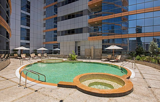 Last minute vakantie Dubai 🏝️Doubletree by Hilton Residences Dubai Al Barsha