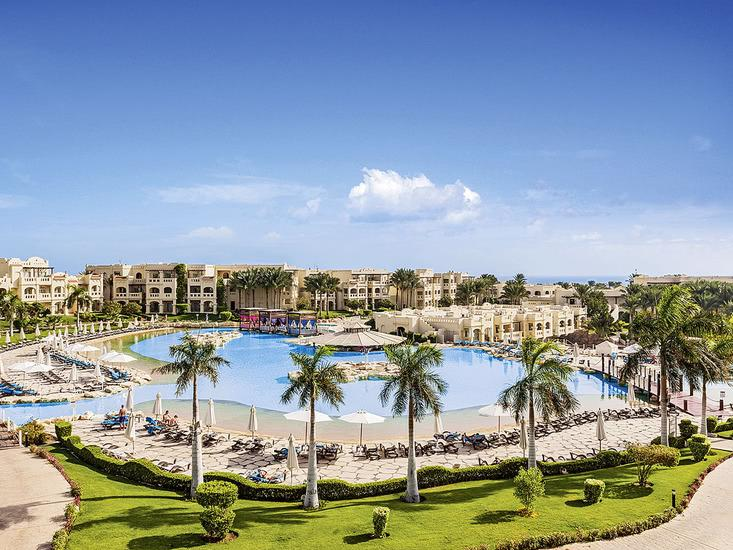 Goedkope vakantie Rode Zee 🏝️Rixos Sharm El Sheikh