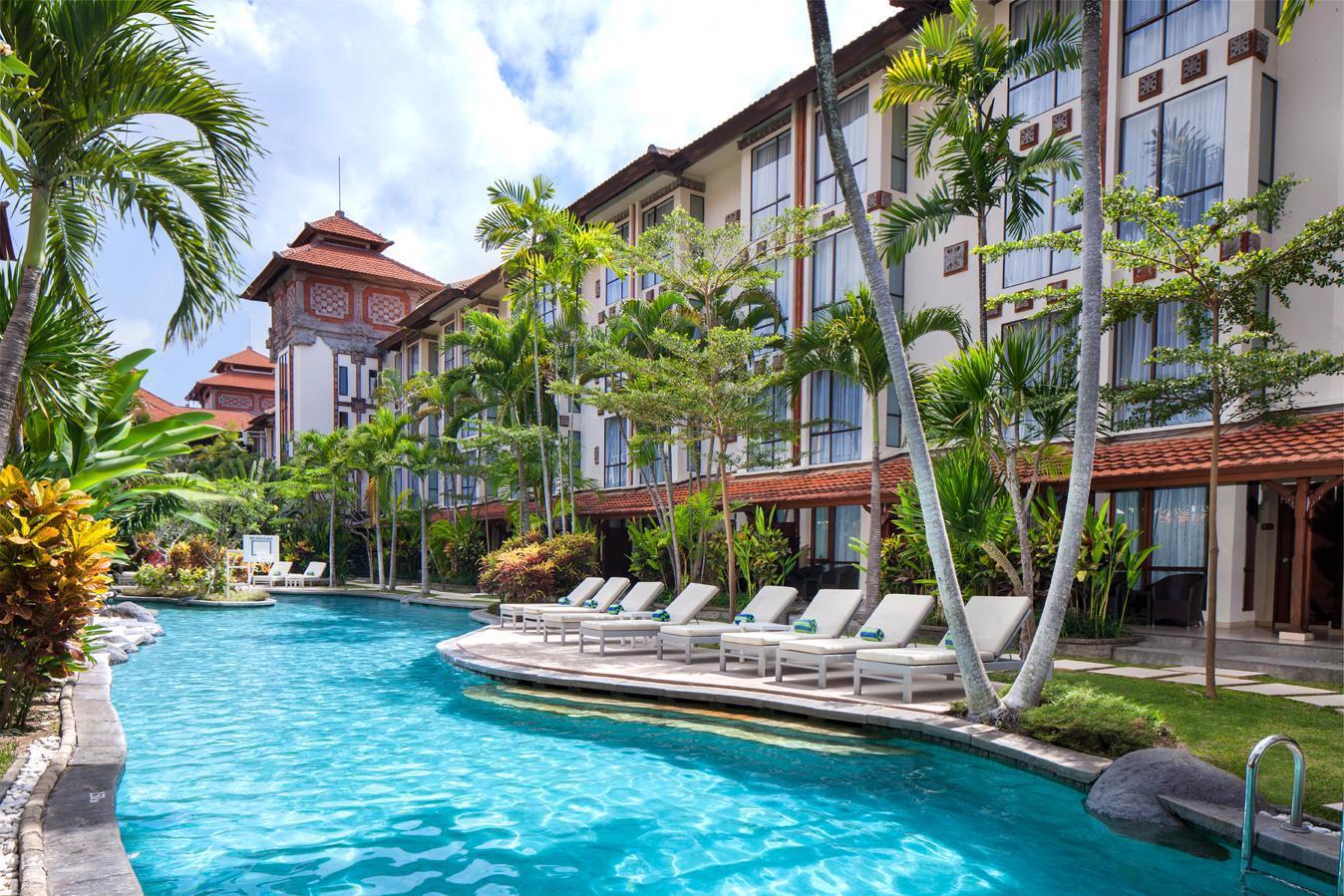 Geweldige vakantie Bali 🏝️Prime Plaza Sanur