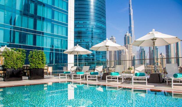 Last minute zonvakantie Dubai 🏝️Steigenberger Business Day