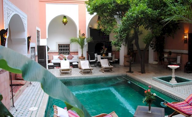 Marrakech - Riad Barroko