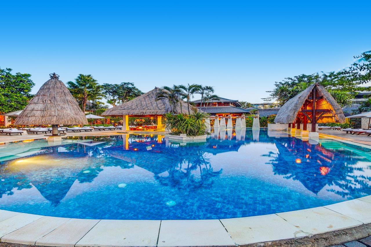 Geweldige zonvakantie Bali 🏝️Rama Beach Resort en Villas