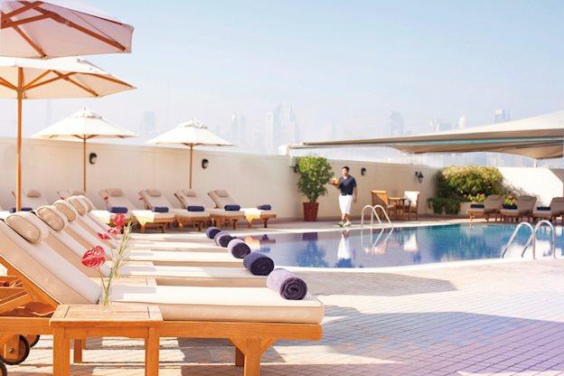 Korting vakantie Dubai 🏝️Movenpick Bur Dubai
