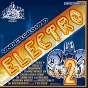 UNDERGROUND ELECTRO VOL 2