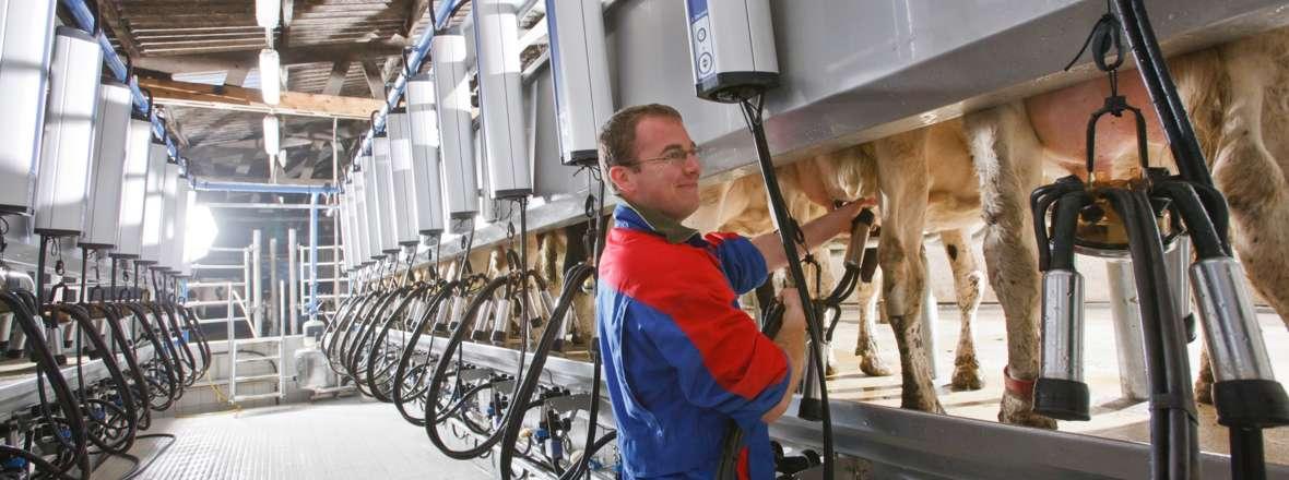 De vertrouwde totaaloplossing voor uw melkproductie