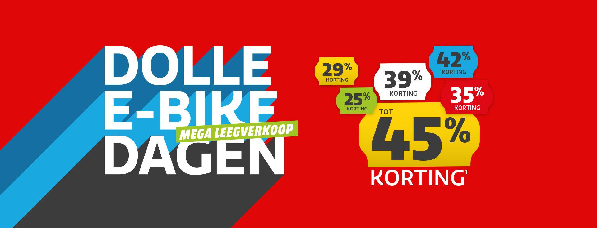 Dolle E-bike Dagen