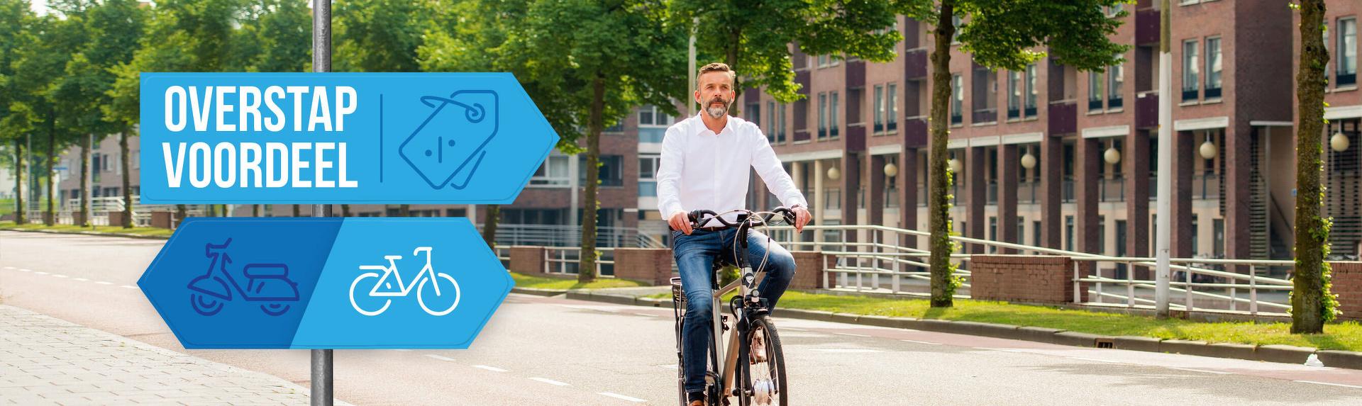 E-bike subsidie Amsterdam