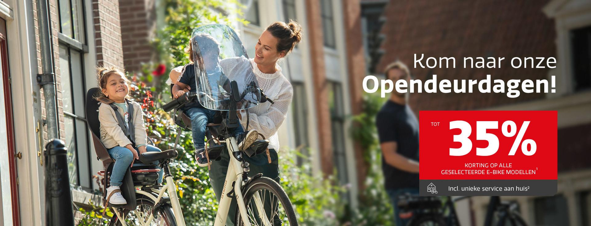 Kom naar onze Opendeurdagen!